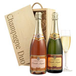 Champagne Duo Gift