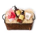 Spa Bath Essentials Gift Basket