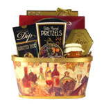 Appetizer Gift Basket
